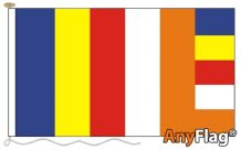 - BUDDHISM ANYFLAG RANGE - VARIOUS SIZES